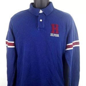 Tommy Hilfiger Polo Long Sleeve Slim Fit Shirt